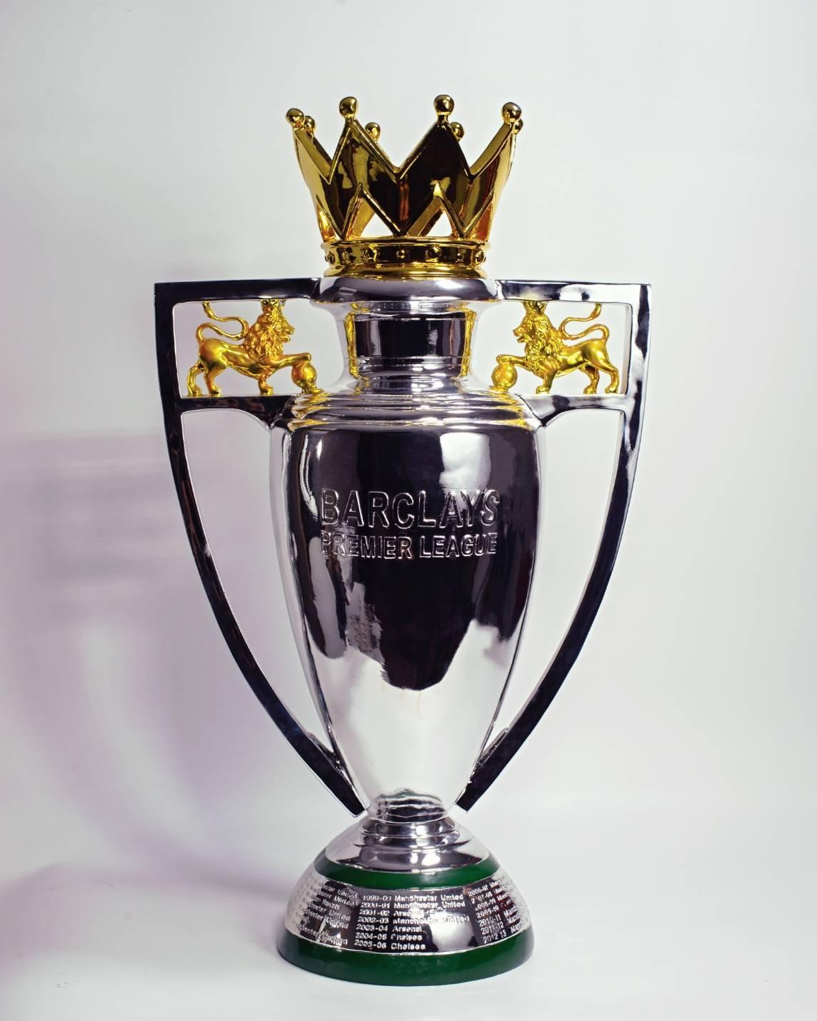 ถ้วยรางวัลพรีเมียร์ลีค English Premier League