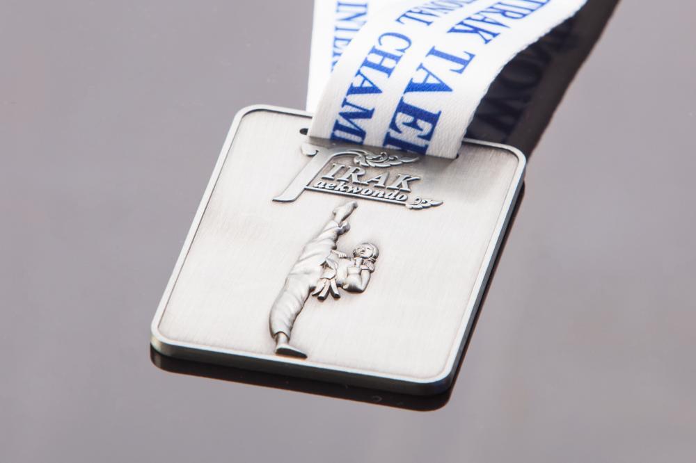 เหรียญ Tirak Taekwondo