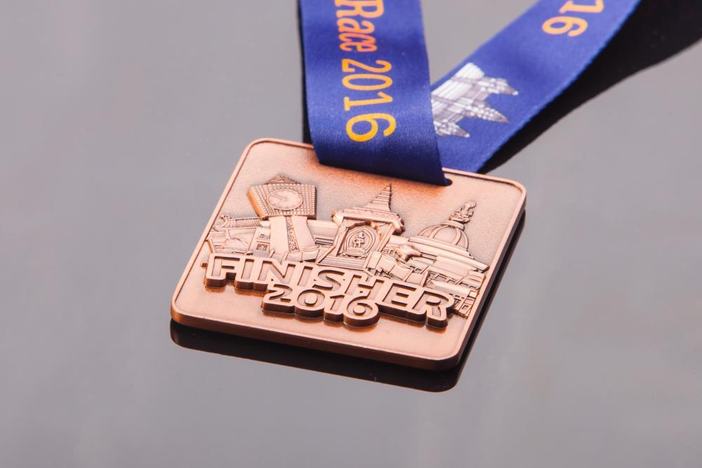 เหรียญรางวัล Aranyaprathet Race