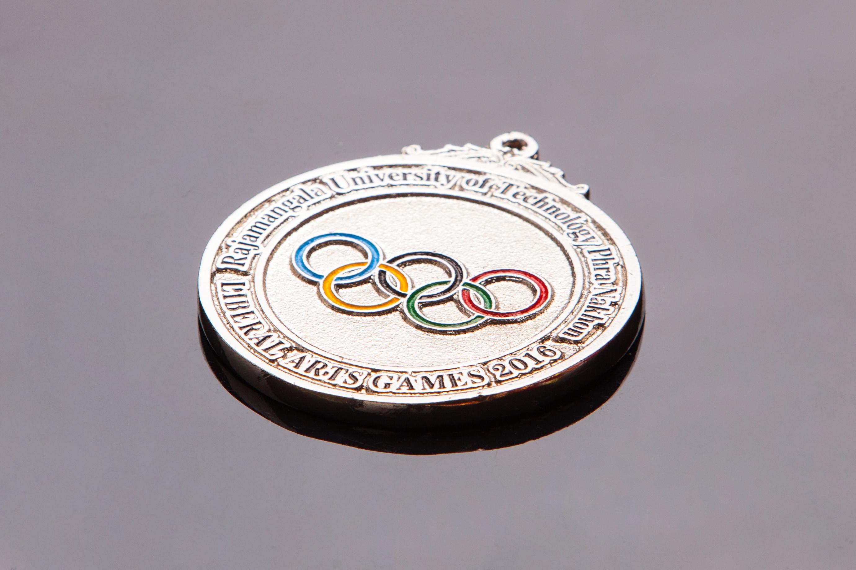 เหรียญตะกั่วสีเงิน G002