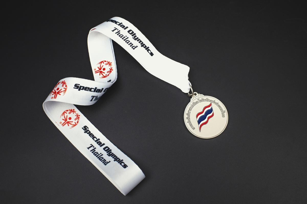 เหรียญ Special Olympics Thailand